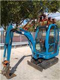 JCB 8018, 2012, Mini Excavators <7t (Mini Diggers)