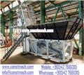 Constmach 30 m3/h Container & Compact Type Concrete Plant، 2018، خلاطات خرسانة