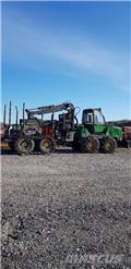 John Deere 1510 E Eco III، 2013، شاحنات