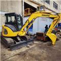 Komatsu PC45MR, 2016, Mini Excavators <7t (Mini Diggers)
