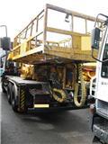 AMV arbetsplattform 12 meter - 1000 kg, 1998, Platform udara di atas trak