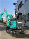 Kampanj! Kobelco SK10SR-2, 2018, Mini excavators < 7t (Mini diggers)