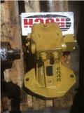 Bonfiglioli Rexroth Silnik Motor BAUER MASCHINEN  A2FE 125/61, Хидравлични