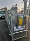 Geda 300 Z 400V 12 Metrów, 2012, Keltuvai, gervės ir medžiagų liftai