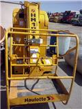 Haulotte HM 10 P, Plataformas con brazo de elevación manual