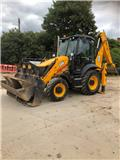 JCB 3 CX Contractor, 2017, Backhoe loaders