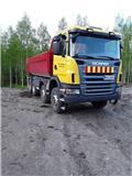 Scania G 420, 2009, Planbiler