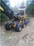 Tigercat H09, 2005, Harvester