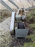 Exact inny taśmociąg hałdujący zakrężny - przenośnik, Atkritumu konveijeri