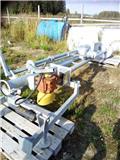 Other Pameco TR 120, Pumput ja sekoittimet