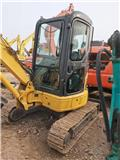 Komatsu 35-2, 2014, Mini Excavators <7t (Mini Diggers)