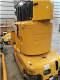 Grove T1010, 2001, Vertical mast lifts