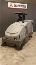 Nilfisk CR1200, Sweepers