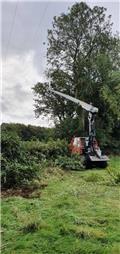 elatis chaptra 282, 2020, Forestry Tractors
