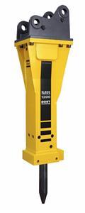 Atlas Copco MB 1200, 2015, Hammer / Brecher
