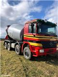 Mercedes-Benz Actros 3241, 2006, Gruszki do betonu