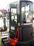 Eurocomach ES 22 SR, 2016, Mini excavators < 7t (Mini diggers)