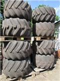 Nokian TRS 600-50x22,5, 2010, Tyres
