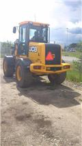 JCB 416 B, 2010, Wheel Loaders