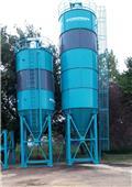 Constmach 50 Tonnes Capacity Cement Silo For Sale Best Price、2020、混凝土搅拌站|干混砂浆搅拌站|稳定土搅拌站