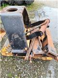 Jake 600 runkosovite, Muut kuormaus- ja kaivuulaitteet sekä lisävarusteet