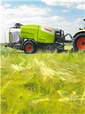 CLAAS Rollant 455 Uniwrap, 2019, Round Balers