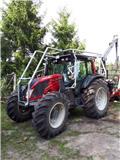 Лесной трактор Valtra N113, 2013 г., 2100 ч.