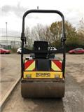 BW135AD roller Bomag, 2012, Twin drum rollers