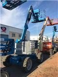 Genie Z 45/25 RT, 2008, Articulated boom lifts