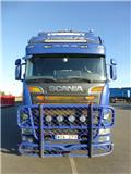 Scania R 730, 2014, Camion transport aschii