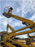 Haulotte HA 15 I, 1999, Articulated boom lifts