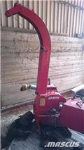 Farmi CH 160, 2005, Wood chippers