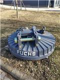 Fuchs MP 1350 magnet plate, 2018, Egyéb adapterek és tartozékok