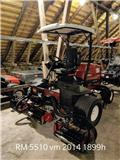 Toro Reelmaster 5510D، 2014، ماكينات جز العشب