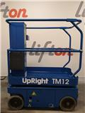 UpRight TM12, 2009, Personløftere
