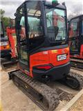 Kubota U 27-4, 2016, Mini excavators < 7t (Mini diggers)