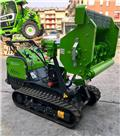 Merlo CINGO M 12.3 PLUS, 2017, Tracked Dumpers