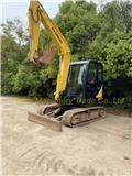Hyundai R60-7, 2014, Mini Excavators <7t (Mini Diggers)