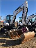 Bobcat E 50, 2018, Mini Excavators <7t (Mini Diggers)