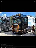 Scania R500, 2012, Nyergesvontatók