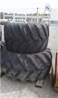 Nokian Forest King 710/45-26,5; 700/55/34 Ponsse Ergo 6R、2008、タイヤ、ホイル、リム