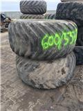 Trelleborg Kompletne koło 600/55-26,5, Gume, kotači i naplatci
