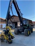 John Deere 1270 E IT 4, 2013, Combine forestiere