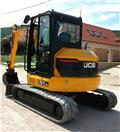 JCB 51-R-1, 2017, Mini excavators < 7t (Mini diggers)