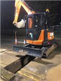 Hitachi ZX 48 U-5 A, 2016, Mini excavators < 7t (Mini diggers)
