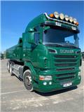 Scania R 620, 2011, Kiperi kamioni