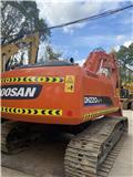 Doosan DH 220 LC-7, 2017, Excavadoras sobre orugas