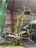 CLAAS Volto700, 2014, Rastrilladoras y rastrilladoras giratorias