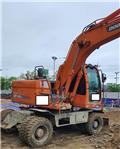 Doosan DX 140 W, 2014, Wheeled Excavators