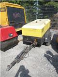 Ingersoll Rand P 180 WD, 1994, Compresores